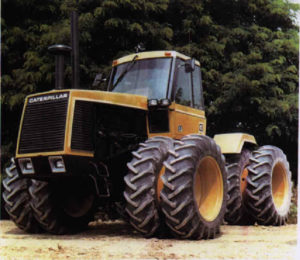Caterpillar Protyp 4wd