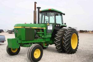John Deere Generation II. Źródło: agriculture.com