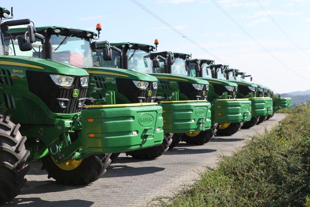 Ciągniki JD dla WP u Dealera JD_AGRO WANICKI 1